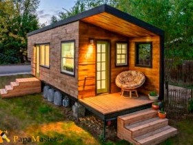 Быстровозводимые деревянные здания