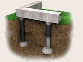 Свайно-ленточный фундамент - инструкция